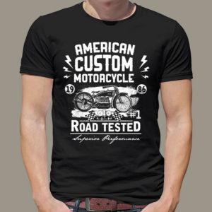 TSHIRT American custom motocycles
